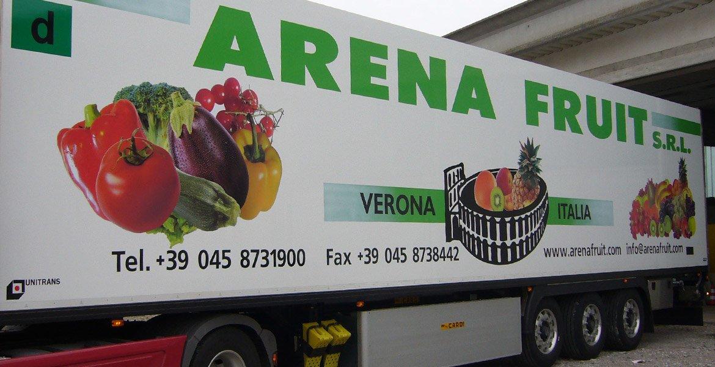 Decorazione automezzi pubblicar for Arredamenti arena srl